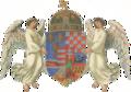Wappen Ungarische Länder 1915 (Mittel).png
