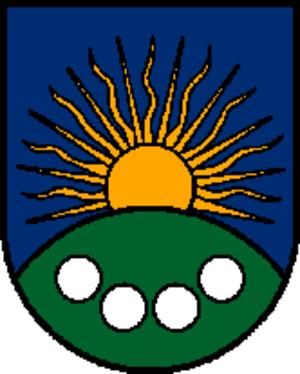 Sonnberg im Mühlkreis - Image: Wappen at sonnberg im muehlkreis