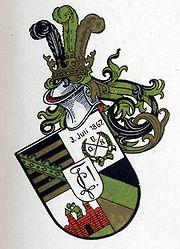 Wappen des Corps Saxonia Berlin