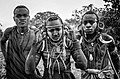 Warriors, Mursi Tribe, Ethiopia (22374536466).jpg