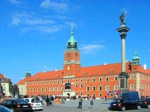 Zamek Kr�lewski w Warszawie