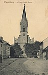 Wartenburg, Ostpreußen - Ev. Kirche (Zeno Ansichtskarten).jpg