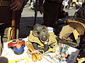Wartime items, Liverpool Blitz 70 event - DSC09736.JPG