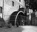 Water wheel at Darley Mill, Yorkshire - geograph.org.uk - 718089.jpg