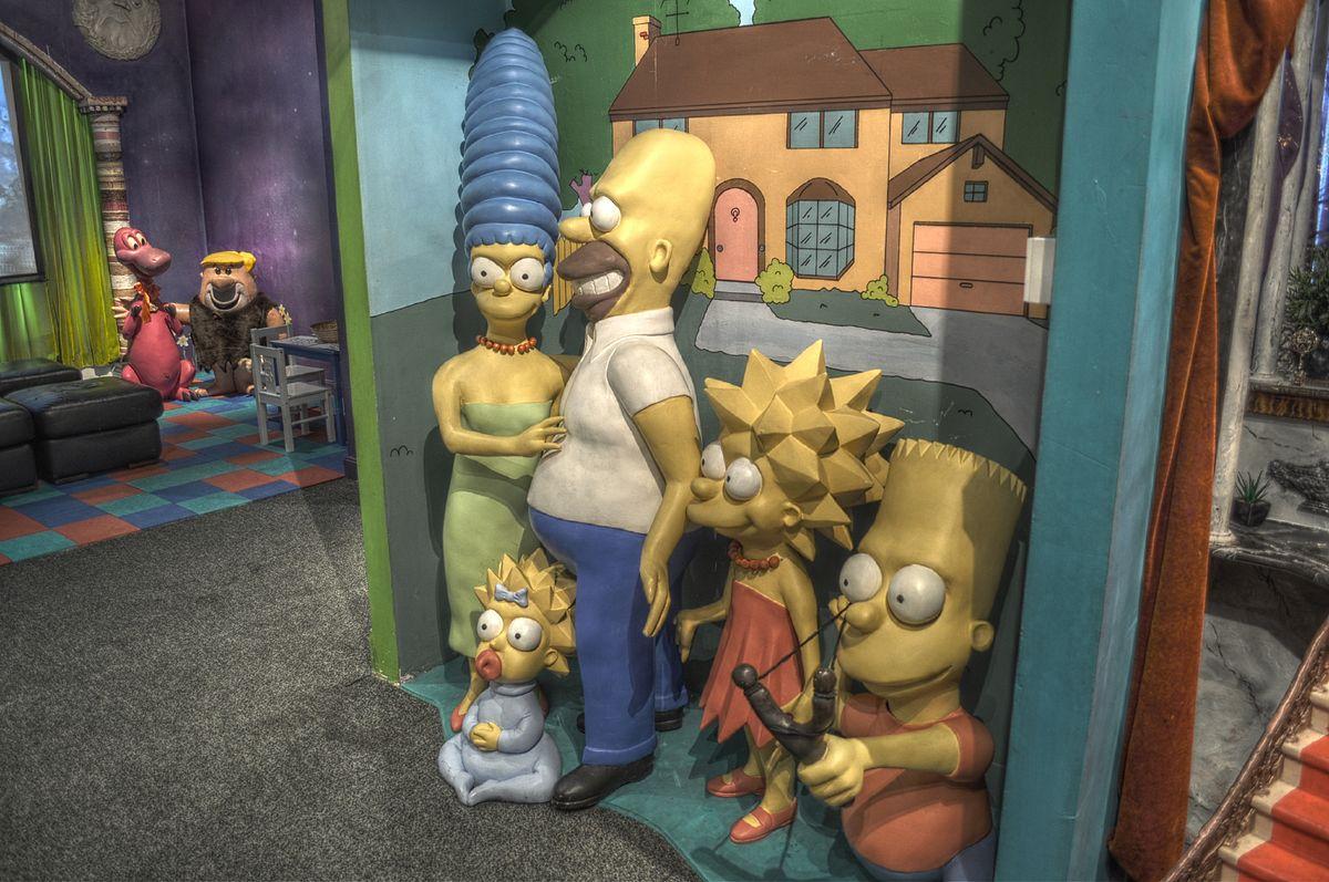 Homer Simpson - Wikipedia, la enciclopedia libre