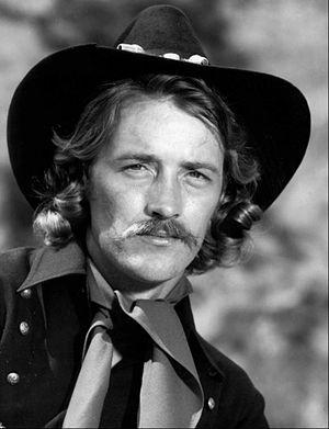 Custer (TV series) - Wayne Maunder as Custer.