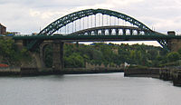 Wearmouth Bridge, River Wear