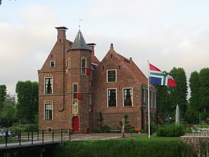 Borg (castle) - The Wedderborg in Wedde is now a hotel and restaurant