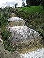 Weir on Sankey Canal, Blackbrook - geograph.org.uk - 1016403.jpg