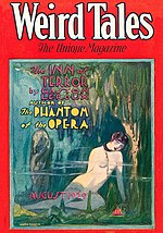 Weird Tales cover image for August 1929