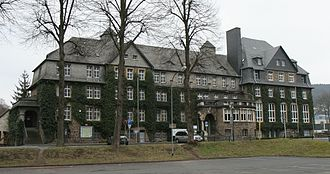 Werdohl - Town hall