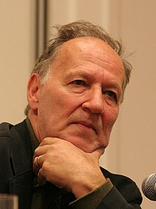 Werner Herzog a Brussel·les l'any 2007