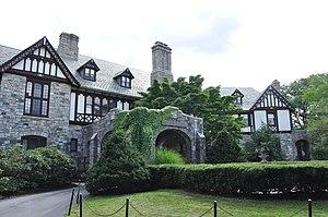 Henderson House (Weston, Massachusetts) - Image: Weston MA Henderson House