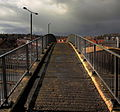 Wharf Lane Footbridge,Chesterfield (4370828191).jpg