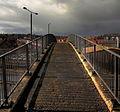 Wharf Lane Footbridge,Chesterfield (4370828191).jpg