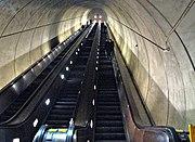 photo of Wheaton escalator by Toytoy
