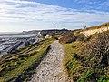 White Cliffs, Dover – IMG 20180117 155400077 edited (39464646654).jpg