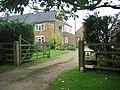 White Lodge, Green Lane near Eastwell - geograph.org.uk - 66867.jpg