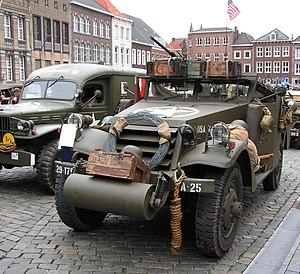 M3 Scout Car - M3 Scout Car