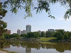 Downtown Wichita - Wikipedia