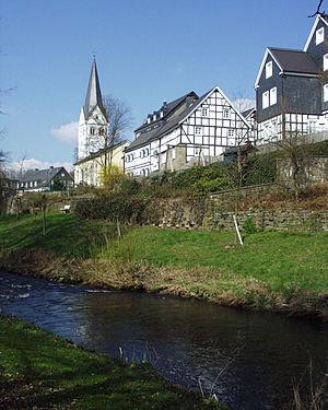 Wiehl - Ev. church Wiehl