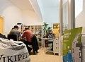 Wikipedia vor Ort 2018 Wikimedia Österreich Wien 05.jpg