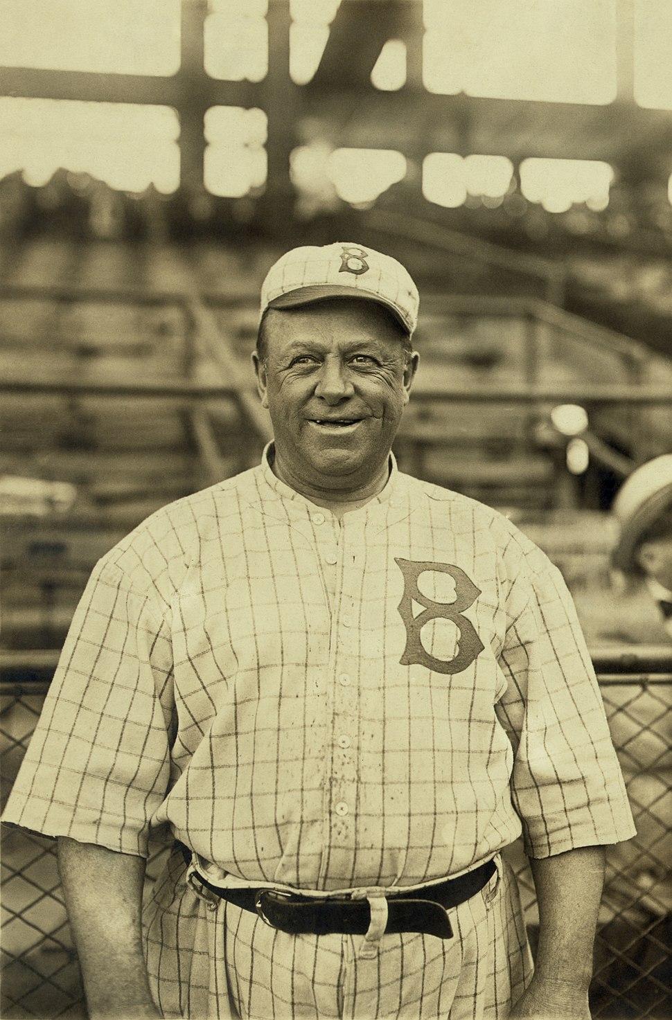 Wilbert Robinson 1916