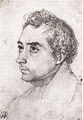 Wilhelm Hensel - Clemens Brentano 1819.jpg