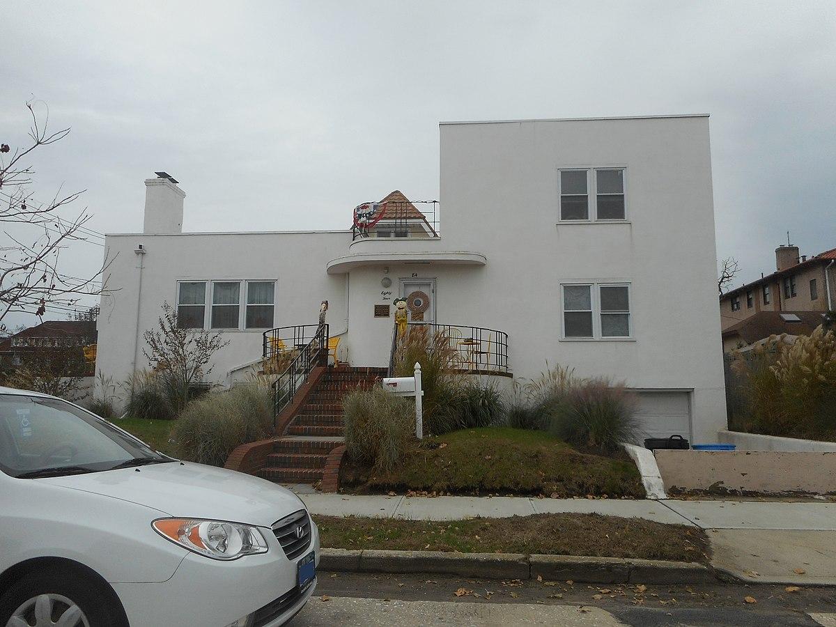 Barkin House Long Beach New York Wikipedia
