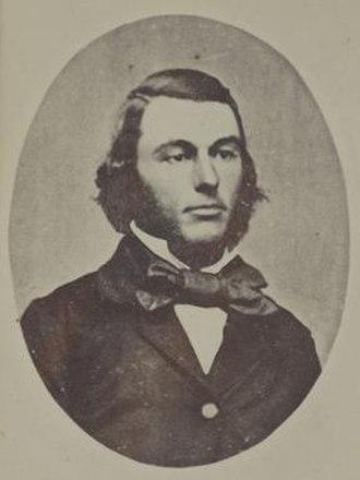 William Cutfield King - Capt. W. C. King