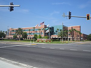 Winn-Dixie Corporate Offices, Jacksonville.JPG