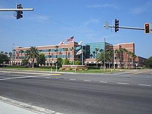 Winn-Dixie - Image: Winn Dixie Corporate Offices, Jacksonville