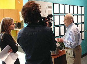 Winston L. Shelton - Image: Winston L Shelton In office Interview, Focus TV Show, September 14, 2016