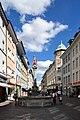 Winterthur - Altstadt, mittelalterliche-neuzeitliche Stadt - Marktgasse 2011-09-09 15-18-44.jpg