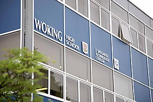 Woking High School - Image: Woking High School