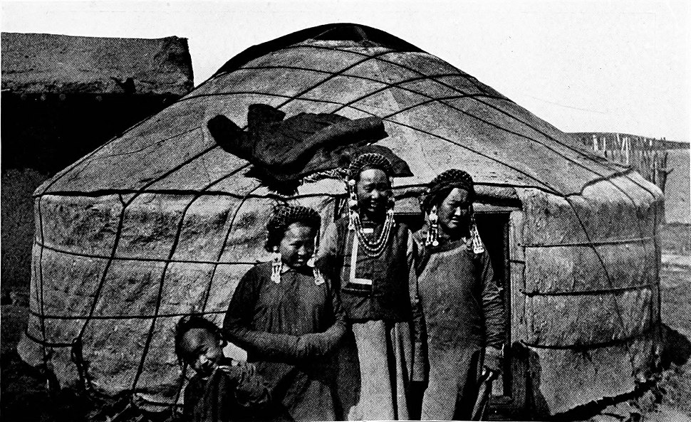 Women of southern mogolia