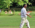 Woodford Green CC v. Hackney Marshes CC at Woodford, East London, England 030.jpg