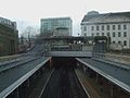 Woolwich Arsenal stn mainline high westbound.JPG