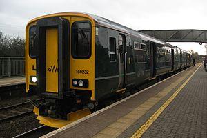 Sprinter (train) - Greater Western Railway Class 150/2