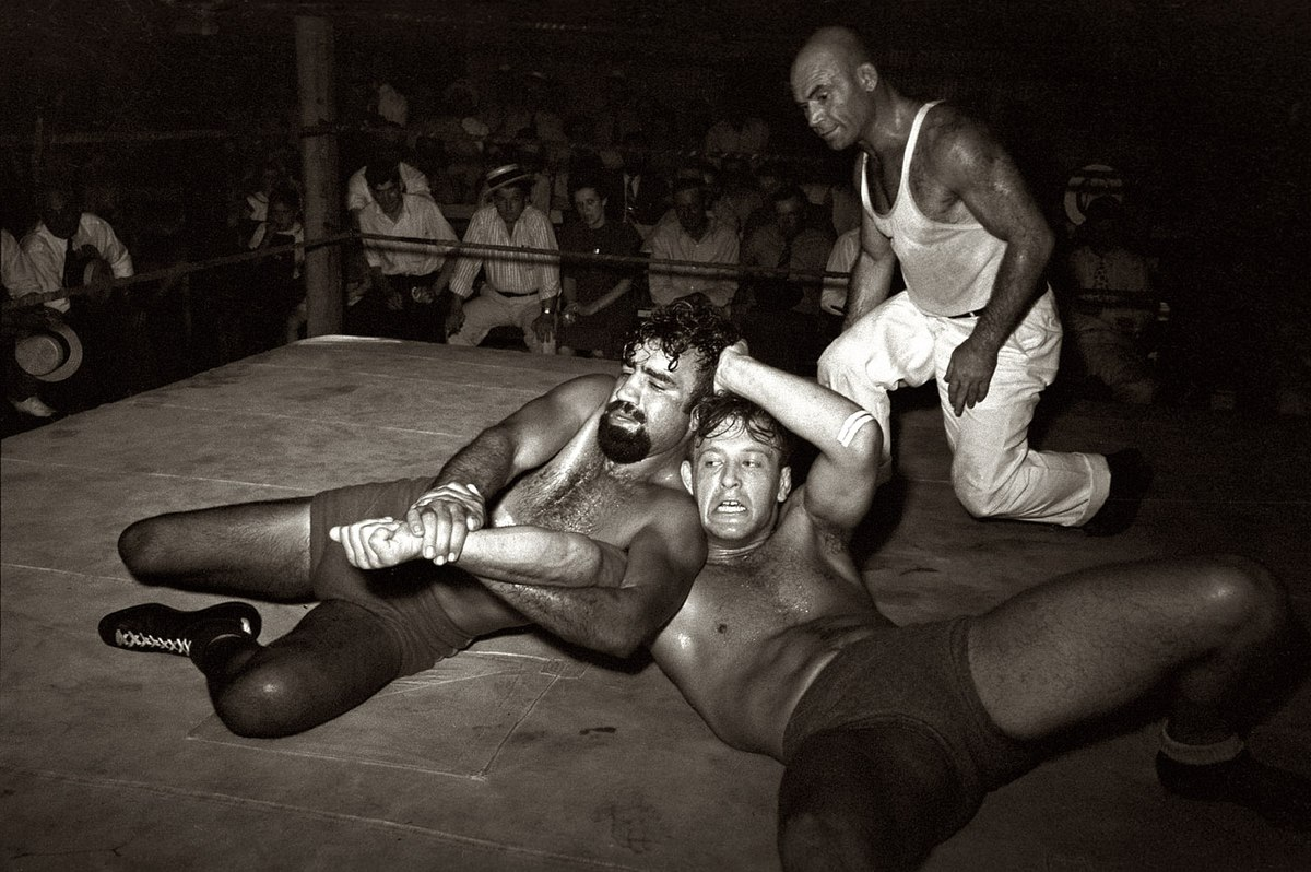 wrestling wikipedia