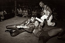 Wrestling - Sikeston, MO 1938 - 1.jpg
