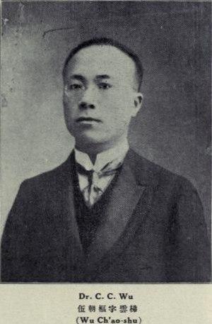 Wu Chaoshu - Image: Wu Chaoshu
