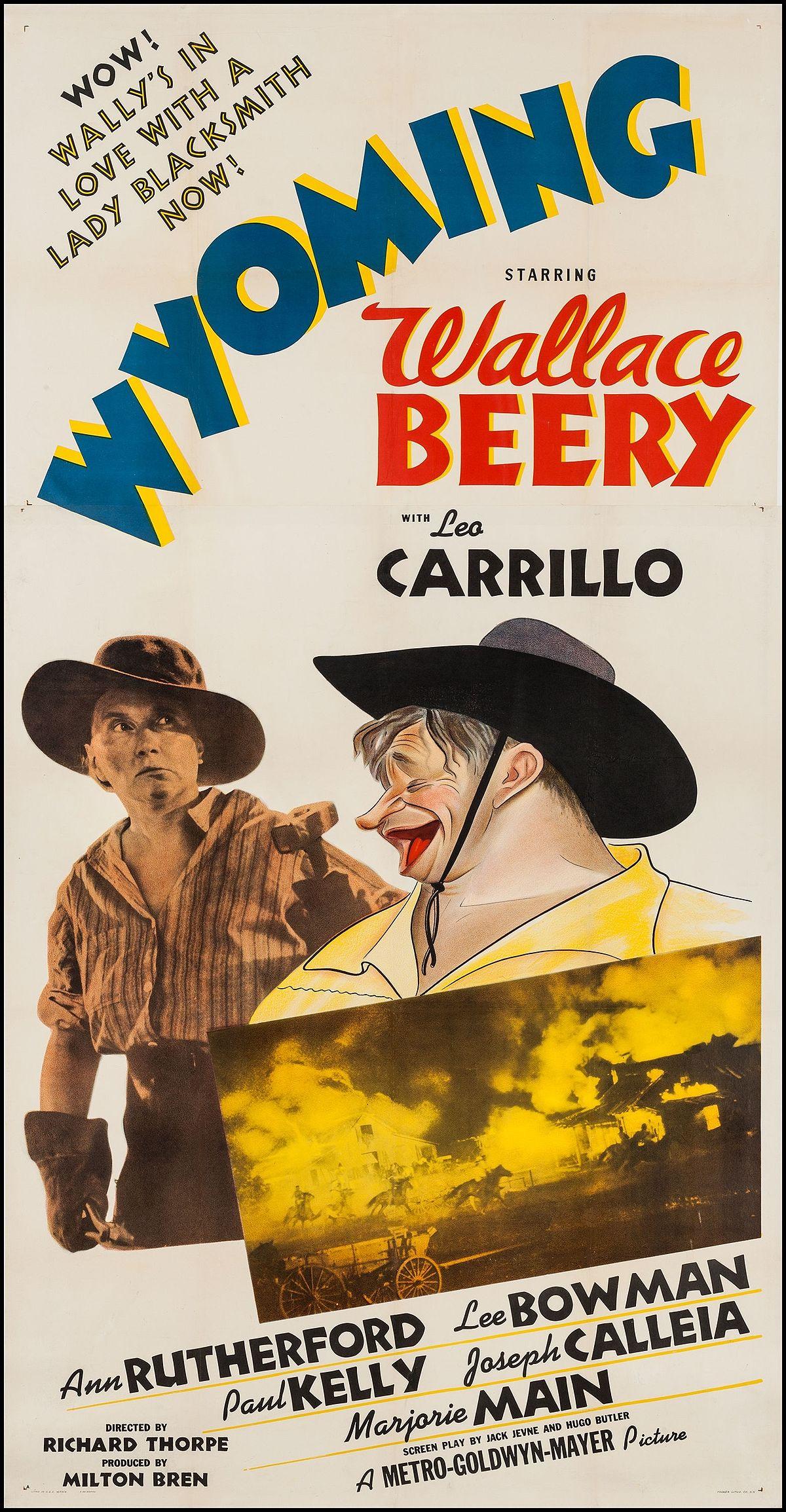 wyoming  1940 film