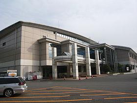 山県市総合運動場 - Wikipedia