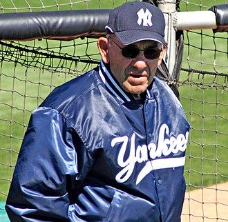 Yogi Berra - Berra in 2007
