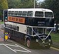Yorkshire Heritage Bus Company bus (3747 RH) 1963 AEC Bridgemaster Park Royal, 25 June 2011.jpg