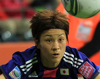 Yukari Kinga Japanese association football player