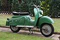 The Zündapp Bella was the most popular German scooter in the 1960s