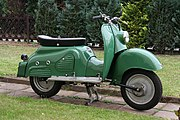 Zündapp Bella R 154 from 1958