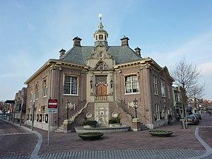 Zandvoort - Zandvoort city hall